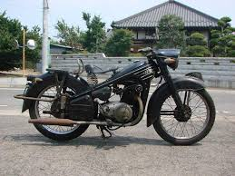 1954 honda dream 4e bike urious