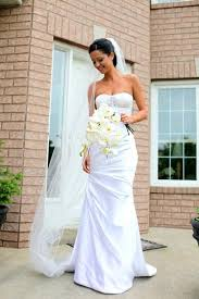 Wedding Dresses 2009 Miss Universe Canada 2009 Gets Married Valencienne Bridal