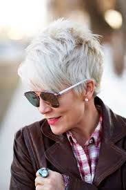 best short pixie haircuts for 50 year old women 188 best short hair glasses images on pinterest white hair