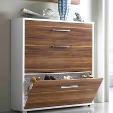storage ottoman with tray hanging closet organizer maidmax 8 shelf