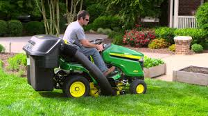 john deere riding lawn tractors video youtube
