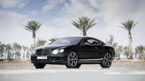 bentley black and red bentley continental gt v8 review autoevolution