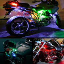 Remote Led Light Strips by Flexible Rgb Multi Color Smd 5050 Led Light Strip X12 For Car