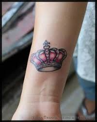the 25 best princess crown tattoos ideas on pinterest crown