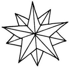 Black And White Christmas Decorations Clipart winter snowflake clip art graphic images for christmas ornament