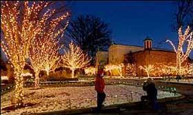 when does the lights at the toledo zoo start the housley house presents a holiday to remember a tid bit