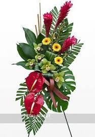 Funeral Flower Bouquets - pinner said ocean breeze spray i am going to create this tomorrow