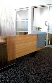 Upholstered Reception Desk Factory 1 Design San Francisco Workspace Gallery