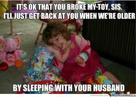 Broken Back Meme - it all begins with a broken toy by recyclebin meme center