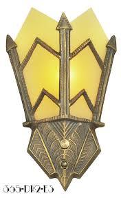 deco en zinc vintage hardware u0026 lighting art deco sconce manhattan series