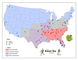 Map Of Delray Beach The Sweet Tea Map