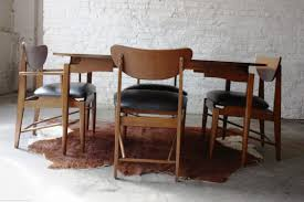 nice mid century modern dining room chairs