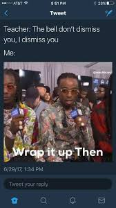 Migos Meme - 14 best wrap it up then migos memes images on pinterest