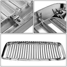 Dodge Ram Truck Grills - 2005 dodge ram pickup front vertical grill grille chrome