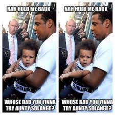 Kanye And Jay Z Meme - solangevsjayz the funniest memes and tweets on social media