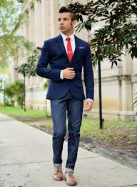 how to wear a navy blazer with navy jeans men u0027s fashion