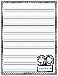 blank writing paper template who s who and who s new public service announcements