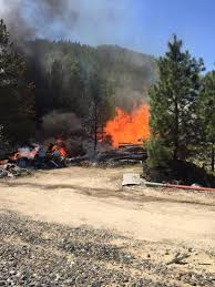 Wildfire Evacuation Levels residents told to evacuate as wildfire rages north of leavenworth