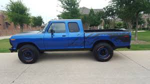 Ford Raptor Blue - is this 1979 ford f 150 u0027raptor u0027 refreshing or revolting ford