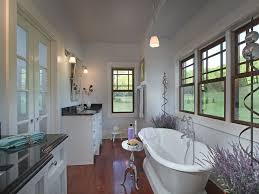 craftsman master bathroom with french doors by joe folsom zillow