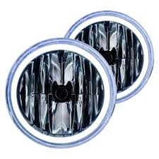 oracle lighting 8107 051 factory style fog lights with white