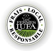 Fermes Lufa Logo