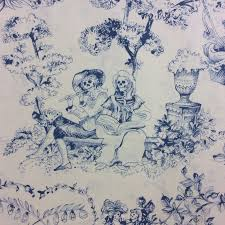 home decor toile fabric waverly country life toile fabric