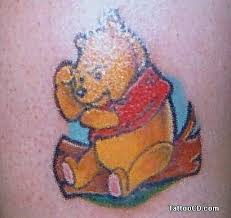 bear tattoo picures images page 12