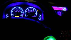 infiniti dashboard warning lights worlds first colour changing led interior g35 sedan in progress