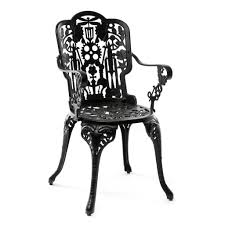 seletti furniture industry collection armchair outdoor 18684ner 1
