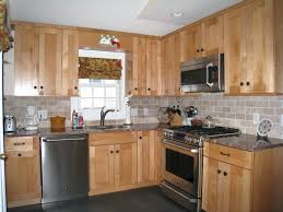 Hickory Kitchen Cabinets Home Depot 86 Examples Elegant Rustic Hickory Kitchen Cabinets Black