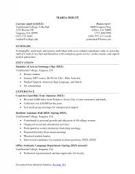 cover letter for college student with no experience 28 images