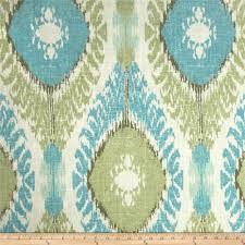 blue and green fabric my house pinterest ikat ikat fabric