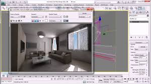 video corso autodesk 3ds max tutorial 24 render di un interno