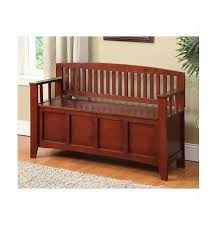 Decorative Bench With Storage Amazon Com Decorative Storage Bench Solid Wood Seating Benches