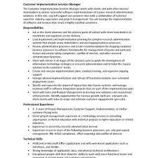 sample customer service supervisor resume account executive
