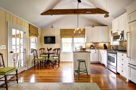 Kitchen Island Country Country Kitchen Ideas Freshome