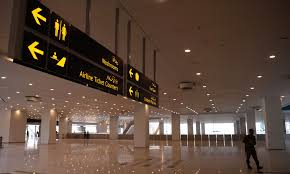 journalists jobs in pakistan airport security in pictures shiny new islamabad international airport gets final