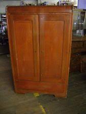 Wooden Armoire Wardrobe Antique Wardrobe Closet Ebay