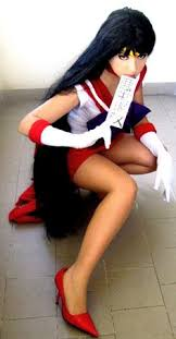 Sailor Mars Halloween Costume Super Sailor Mars Cosplay Costume Complete Fashionbeforecomfort