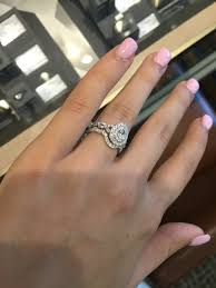 glamorous neil lane rings at kays jewelers neil lane 5 ct with double halo and matching wedding band from