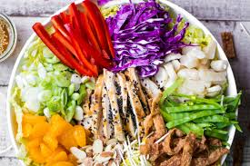 Chicken Main Dish - how to make the best chinese chicken salad the view from great