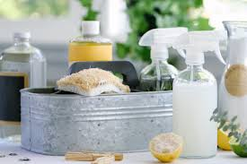 green your spring clean natural cleaning products workshop bay