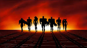 justice league unlimited justice league intro blu ray 1080p hd multimedia dc comics