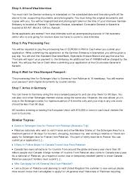 tourist visa application u2013 cover letter love 2 type sample of