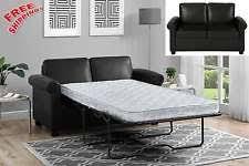 Sofa Bed Sleeper by Leather Sleeper Sofa Ebay