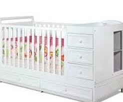 Convertible Cribs With Drawers Baby Mile Catherine 3 In 1 Convertible Crib Changer Baby Child