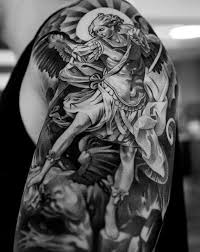 your eternal protection with a prestigious guardian angel tattoo