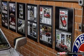 porsche poster vintage magnus walker u0027s epic porsche garage u0026 collection superfly autos