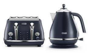 Kettle Toaster Offers Delonghi Kettle And Toaster Set Groupon Goods